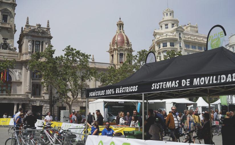 Plan de impulso VE Ayto Valencia en Electric Movements